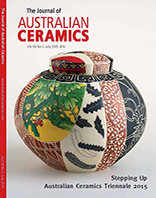 Journal of Australian Ceramics